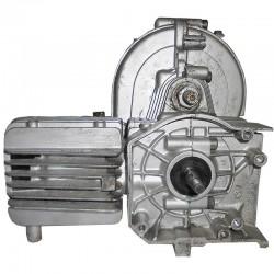 Silnik Sachs 301A na elektrostart - rower z silnikiem