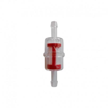 Filtr paliwa z plastikową siatką - silnik Sachs 301A