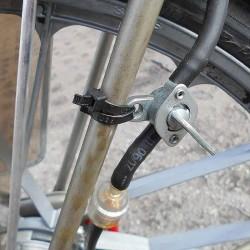 Nakrętka dokręcająca koło - rower z silnikem Sachs 301A