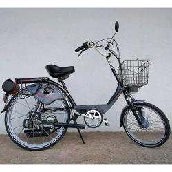 Sprężyna ściągająca szczęki hamulcowe - rower z silnikiem Sachs 301A