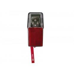 Lampka tylna na błotnik (na baterię)