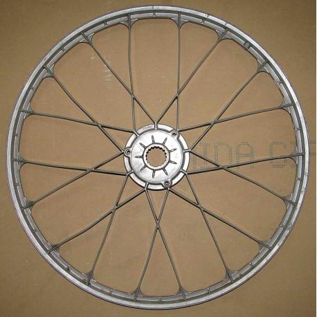 Felga aluminiowa - 24/590 - do rowerów z silnikiem spalinowym Sachs 301A