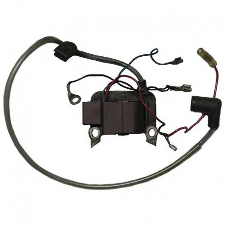 Cewka zapłonowa do silnika z rozruchem ręcznym - silnik Sachs 301A