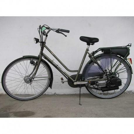 Sparta z elektrostartem - rower z silnikiem Sachs 301A