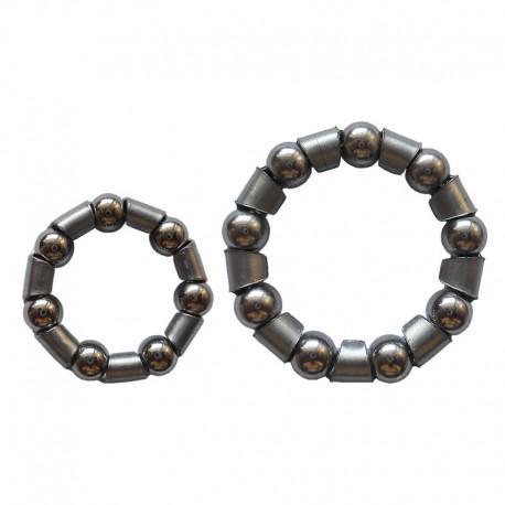 Wianeki kulkowe piasty koła (7 i 9 kulek) - silnik Sachs 301A