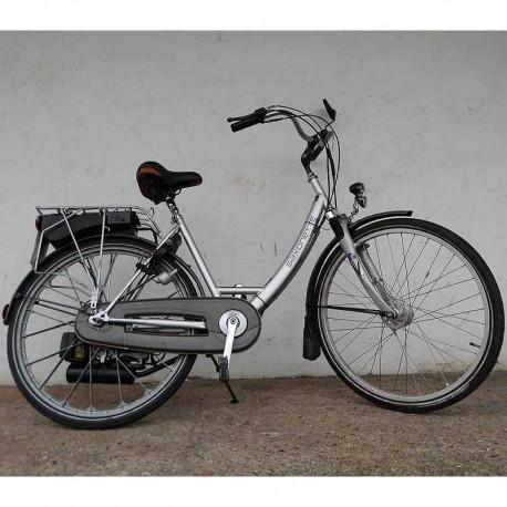 Saxonette Luxus - rower z silnikiem Sachs 301A